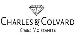 Charles & Colvard Moissanite - More brilliant than diamond at a fraction of the cost, moissanite created by Charles & Colvard® is among the hardest mine...