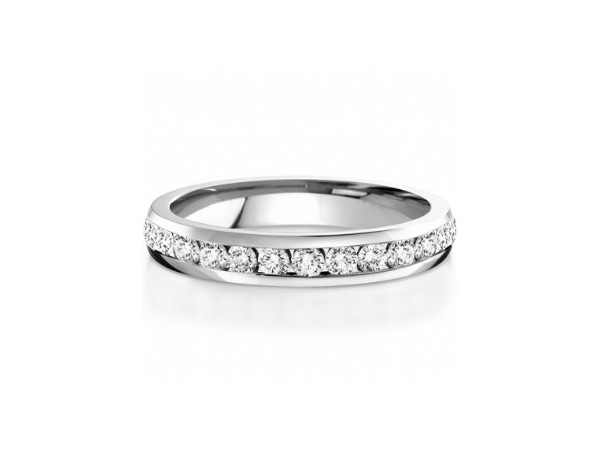 Wedding/Anniversary Ring by Crown Ring