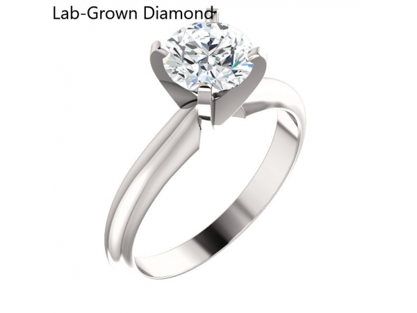 Lab Grown and Moissanite by Lab Grown Diamonds