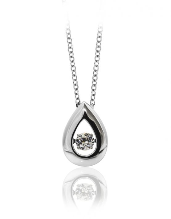 Silver Pendant by Larus