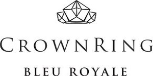 Bleu Royale by Crown Ring